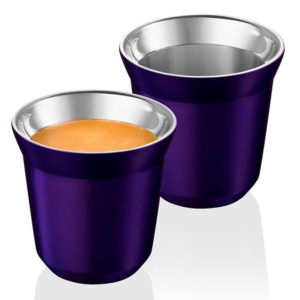 Pixie Espresso Cup Volluto Set (2Pc)