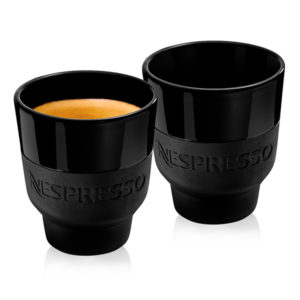 Set 2 Espresso Cups Touch Collection
